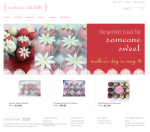 Candace's Cake Balls Website